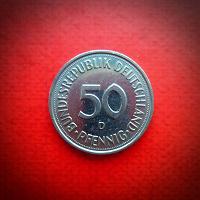 Отдается в дар 50 пфеннигов ФРГ
