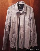 Отдается в дар Рубашка мужская, размер L