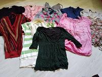 Отдается в дар Рубашки, майки, кофточки