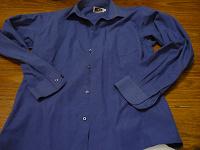 Отдается в дар рубашки школьные на мальчика ростом до 155 см