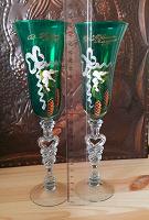 Отдается в дар Два новогодних бокала