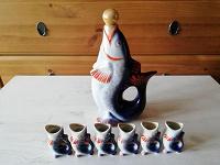 Отдается в дар Сервиз «Рыбы»