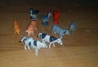 Отдается в дар фигурки животных