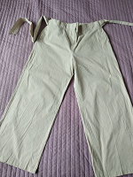 Отдается в дар Летние брюки M&S