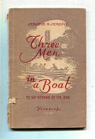 Отдается в дар «Three men in a boat...»