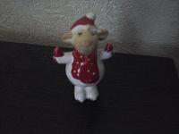 Отдается в дар Статуэтка овечка