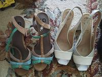 Отдается в дар Обувь 39-40