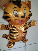 Отдается в дар Фольгированные воздушные шарики большие