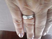 Отдается в дар Кольцо православное серебро