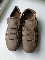 Отдается в дар Мужские летние туфли 42 размера