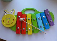 Отдается в дар игрушка музыкальная детям