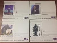 Отдается в дар Почтовые карточки или открытки