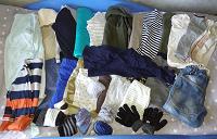 Отдается в дар Одежда на мальчика 3-5 лет