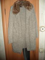 Отдается в дар Накидка-пальто