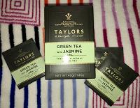 Отдается в дар Чай зелёный с жасмином Taylors