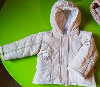 Отдается в дар Детская курточка р. 62-68