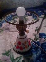 Отдается в дар Лампа