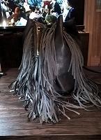 Отдается в дар Сумка-рюкзак черный