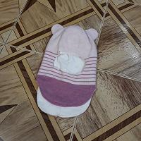 Отдается в дар шапки шарфы детские