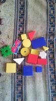 Отдается в дар Некомплект детских кубиков