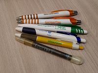 Отдается в дар Ручки шариковые