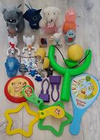 Отдается в дар Пакет разных игрушек