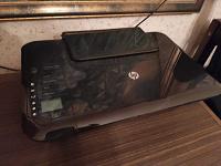Отдается в дар Принтер/сканер Hewlett Packard Deskjet 3050