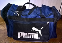 Отдается в дар Сумка спортивная дорожная Puma