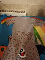 Отдается в дар пижама девочке