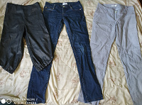 Отдается в дар Капри, джинсы, брюки