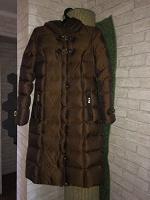 Отдается в дар Пуховик зимний женский 42 размер