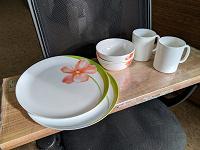 Отдается в дар Посуда Luminarc