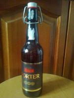 Отдается в дар Бутылка 0,5 л с бугельной пробкой