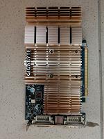 Отдается в дар Видеокарта GIGABYTE RADEON X1650 256 Мб DDR2