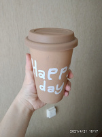 Отдается в дар Стакан для кофе