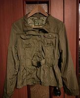 Отдается в дар Куртка лёгкая ветровка