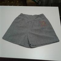 Отдается в дар дарю юбку-шорты на резинке на рост 130-135 см.