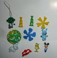 Отдается в дар Киндеры и игрушки