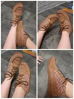 Отдается в дар Ботинки Pepe Jeans