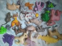 Отдается в дар Животные фигурки