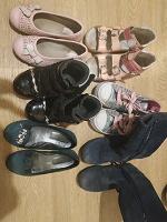 Отдается в дар Обувь на девочку 28,29