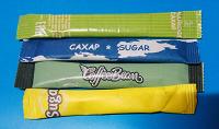 Отдается в дар Сахар в цветных стиках