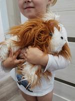 Отдается в дар Мягкая игрушка Собачка