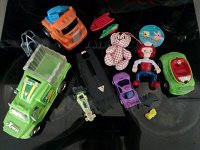 Отдается в дар Разные мелкие игрушки