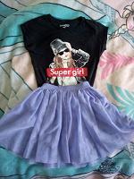 Отдается в дар Детская одежда «Супер гёрл»