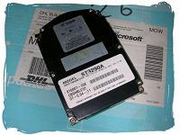 Отдается в дар HDD Seagate ST3290A