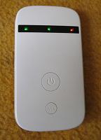 Отдается в дар Мобильный 4G Wifi роутер beeline