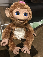 Отдается в дар Игрушка обезьяна