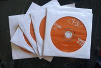 Отдается в дар Диски CD