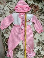 Отдается в дар Комплект для большой куклы/новорожденной